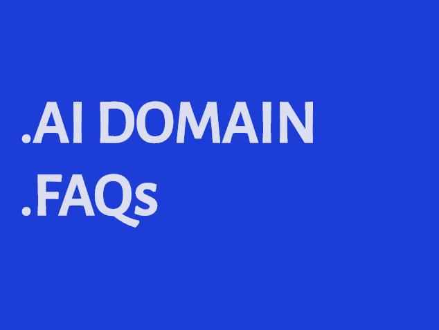 ai domin name - FAQs