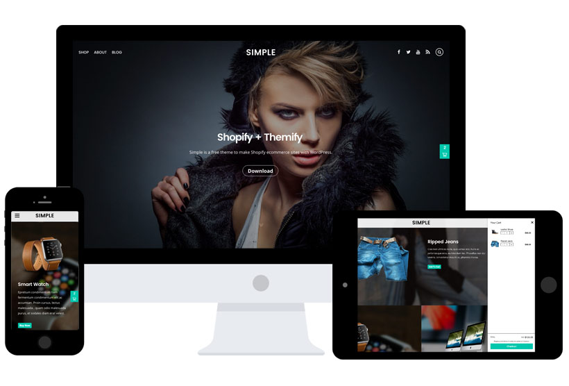 Responsive theme is a must in 2019