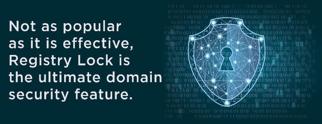 Registry Lock domain security