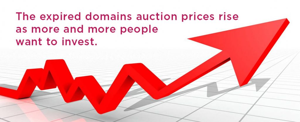 Domain auctions for expired domains are an investing opportunity to acquire valuable domains!